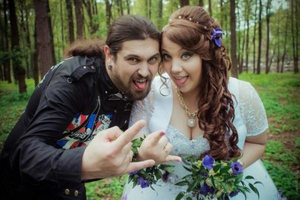Рок-свадьба