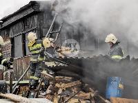Пожар в Михалково, Фото: 24