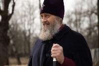Митрополит Алексий освятил колокола храма в поселке Рождественский, Фото: 15