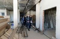 строительство новых корпусов Тульской детской областной клинической больницы, Фото: 2