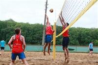 Пляжный волейбол в парке, Фото: 6