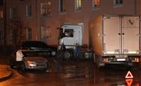 В Криволучье фура сбила пешехода, врезалась в легковушку и протаранила дом, Фото: 13