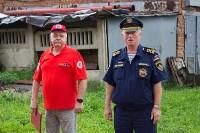 Тульское МЧС передало муниципальным образованиям области прицепы спасательных постов, Фото: 9