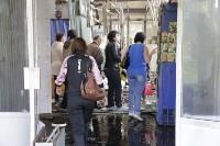 """На ул.9 Мая сгорел рынок """"Салют"""", Фото: 26"""