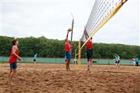 Пляжный волейбол в парке, Фото: 8
