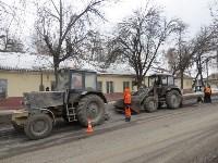 В Туле продолжают ремонтировать дороги, Фото: 3