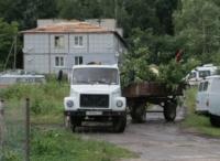 Восстановление домов в селе Воскресенское после урагана. 2.07.2014, Фото: 5