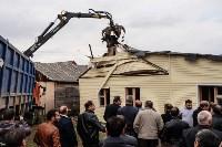 Снос дома в поселке Плеханово, Фото: 61