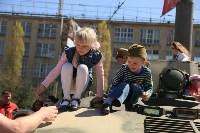 День Победы: гуляния на площади Победы. 9 мая 2015 года, Фото: 6