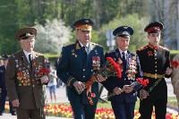 Губернатор возложил цветы на площади Победы, Фото: 1