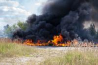 Пожар в гаражном кооперативе №17, Фото: 25