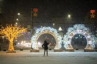В Туле ночью бушевал буран, Фото: 7