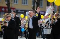 1 мая в Туле прошло шествие профсоюзов, Фото: 15