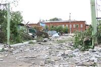 Последствия урагана в Ефремове., Фото: 12