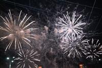 В Туле отгремел праздничный фейерверк, Фото: 5