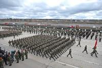Репетиция Парада Победы в подмосковном Алабино, Фото: 3