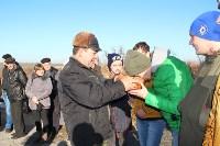 Тульских и рязанских призывников проводили в армию на Куликовом поле, Фото: 6