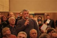Встреча с губернатором. Узловая. 14 ноября 2013, Фото: 47