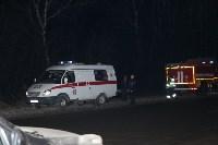"""Авария на трассе """"Тула-Новомосковск"""" вечером 5 декабря, Фото: 5"""