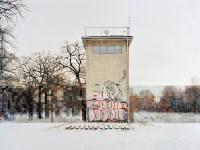 Бывшая сторожевая башня Пушкеналле — финалист в категории «Граница». Фотограф: Дайан Майер Часть Берлинской стены, чья протяженность равна 155 километрам., Фото: 5