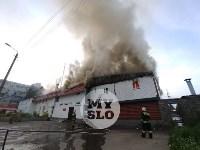 Пожар в Щекино, Фото: 8