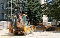 Ремонт Болдинского и Студенческого скверов, Фото: 7
