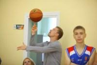 В Туле прошел баскетбольный мастер-класс, Фото: 2