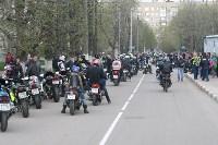Открытие мотосезона в Новомосковске, Фото: 56