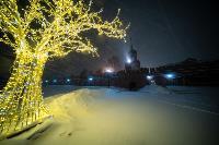 В Туле ночью бушевал буран, Фото: 27