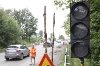 Открытие двустороннего движения по Узловскому путепроводу, Фото: 16