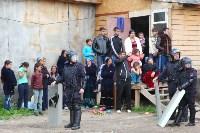 В Плеханово продолжается снос незаконных цыганских построек, Фото: 41