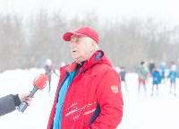 В Туле прошли массовые конькобежные соревнования «Лед надежды нашей — 2020», Фото: 12