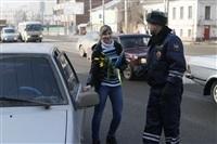 Полицейские поздравили автоледи с 8 Марта, Фото: 27