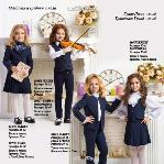Мальчики и девочки: От надежных колясок до крутой школьной формы и стильных причесок, Фото: 12