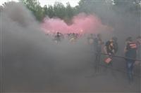 """Файер-шоу от болельщиков """"Арсенала"""". 16 мая 2014 года, Центральный парк, Фото: 13"""