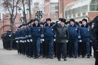 Митинг сотрудников ОВД в Тульском кремле, Фото: 5