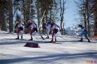Состязания лыжников в Сочи., Фото: 42