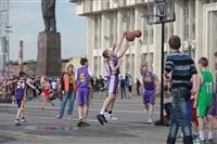 Уличный баскетбол. 1.05.2014, Фото: 2