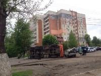 Авария на ул. Кутузова. 17.05.2016, Фото: 2