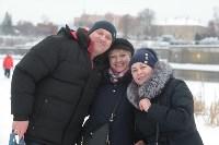 Как туляки провожали зиму на набережной Упы, Фото: 105