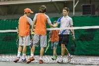 Новогоднее первенство Тульской области по теннису., Фото: 108