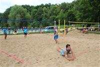 III этап Открытого первенства области по пляжному волейболу среди мужчин, ЦПКиО, 23 июля 2013, Фото: 9