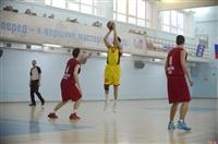БК «Тула» дважды уступил баскетболистам Ярославля, Фото: 6