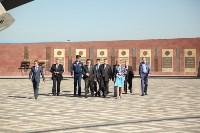 Полномочный представитель Президента России в ЦФО осмотрел мемориал «Защитникам неба Отечества», Фото: 10