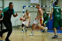 Тульские баскетболисты «Арсенала» обыграли черкесский «Эльбрус», Фото: 54