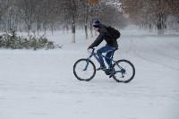Снежная Тула. 15 ноября 2015, Фото: 33