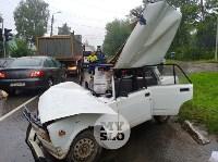 В жутком ДТП на ул. Кутузова в Туле погиб подросток, Фото: 1