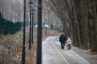 Гололед в Платоновском парке, Фото: 6