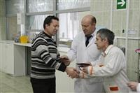 Церемония вручения знака «Почетный донор России». 30 декабря 2013, Фото: 7