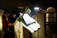 Пасхальное богослужение в Успенском соборе, Фото: 9